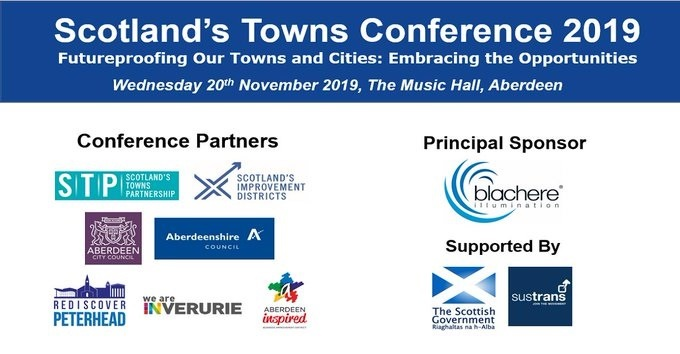Scotland's Towns Conference 2019